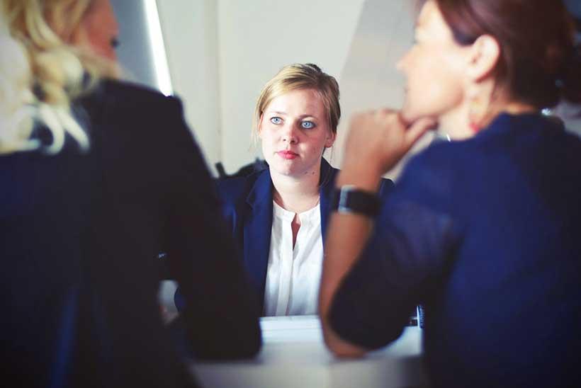 الاسئلة الشائعة في مقابلة عمل